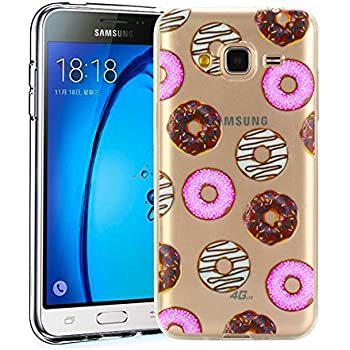 custodia galaxy j3 2016 silicone