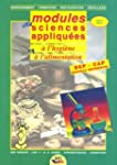 Modules de sciences appliqu�es � l'hy...