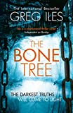 Front cover for the book The Bone Tree by Greg Iles