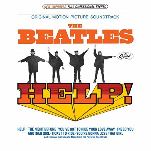 Help! - O.S.T.(Limited Edition) - Beatles Help Cd