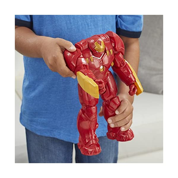 Marvel Avengers - Figura Hulkbuster, 30 cm (Hasbro B6496EU4) 3