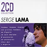 Coffret 2 CD : Serge Lama