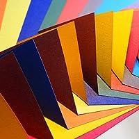 200 hojas de papel para papiroflexia | Colección de Origami Exhaustiva