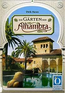 Queen Carroms 6039 - Die Gärten der Alhambra