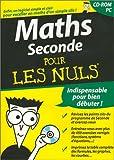 Maths seconde pour les nuls