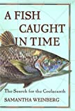 A Fish Caught in Time : The Search for the Coelacanth by Samantha Weinberg (2000-04-05)