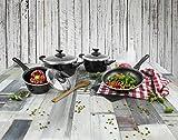 Magefesa 01107821 - Batería de cocina