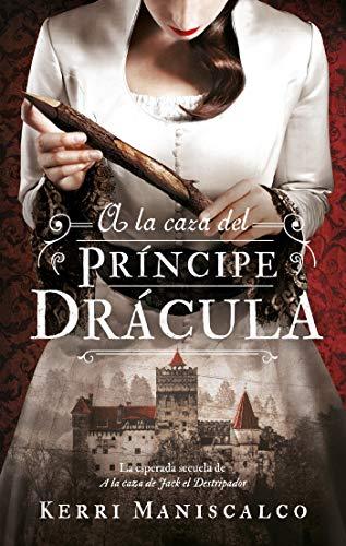 A la caza del príncipe Drácula (Puck) eBook: Maniscalco, Kerri ...