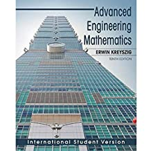 Advanced Engineering Mathematics Tenth Edition by Erwin Kreyszig - Paperback