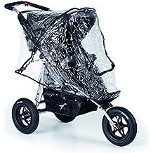 Tfk - Plã¡stico lluvia para silla paseo joggster twist y joggster iii (t-00-003-f2) transparente