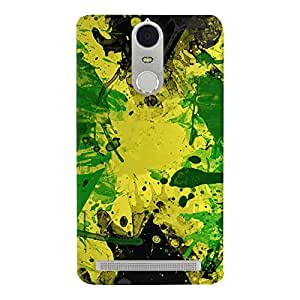 ColourCrust Lenovo K5 Note Mobile Phone Back Cover With Colourful Art - Durable Matte Finish Hard Plastic Slim Case