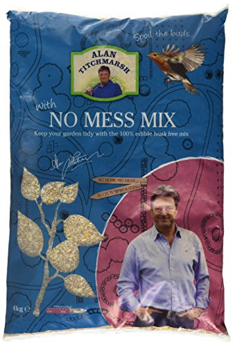 Alan Titchmarsh 4Kg No Mess Seed 1