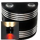 LED WANDSTRAHLER UPSIDE DOWN Flurlampe w/r Wandleuchte Design-Strahler Badlampe 5,7 Jahre