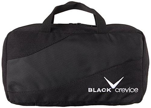Black Crevice BCR136245 Trousse de Toilette Mixte Adulte, Noir, Taille Unique