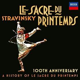 Stravinsky: Le Sacre du Printemps - Revised version for Orchestra (published 1947) - Part 2: The Sacrifice - Introduction (Revised Version 1947 For Orchestra)