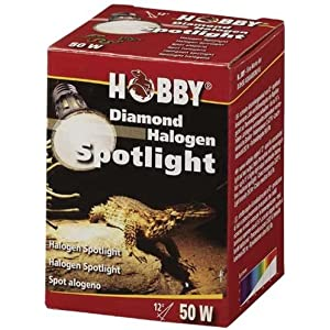 Diamond Halogen Spotlight, 50 W