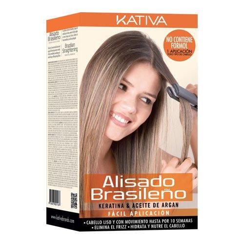Kit Kativa Alisado Brasileño