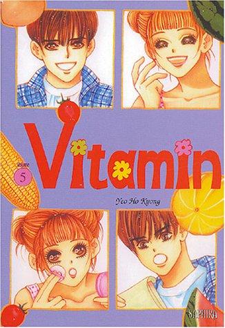 Vitamin, Tome 5 : par Ho-Kyong Yeo