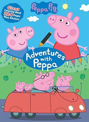Peppa Pig Adventures with Peppa (Peppa Pig Adventure)