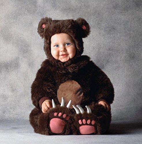 Bärenkostüm Tom Arma-Baby ()