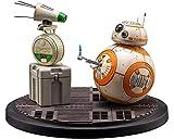 "Kotobukiya ARTFX D-O & BB-8 ""Star Wars / Dawn of Skywalker 1/7 PVC pre-Painted Simple Assembly kit"
