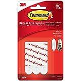 Command Medium Refill Strip - Jumbo Pack (White, Pack of 12)