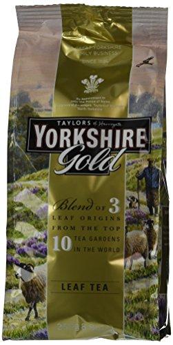 Yorkshire Gold Loose Tea Leaf 250 g (Pack of 6)