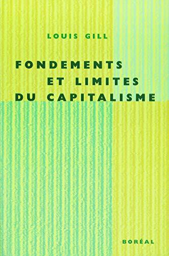 Fondements et limites du Capitalisme