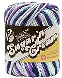 Lily Sugar 'n' Cream Ombres 56.7 g Moondance Ball of Yarn, Multi-Colour