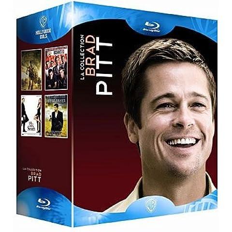 La Collection Brad Pitt : Troie + L'assassinat de Jesse James par le lâche Robert Ford + Mr. & Mrs. Smith + Ocean's