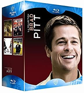 La Collection Brad Pitt : Troie + L'assassinat de Jesse James par le lâche Robert Ford + Mr. & Mrs. Smith + Ocean's 13 [Blu-ray] (B003WGPCIY) | Amazon price tracker / tracking, Amazon price history charts, Amazon price watches, Amazon price drop alerts