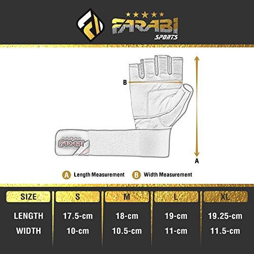 Farabi Weight Lifting – Weight Lifting Gloves