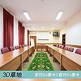 Gosunfly 3D 3D Abnutzungssimulation Wohnzimmer Boden Aufkleber Wand Wasserdicht Balkon Wandaufkleber Boden Dekoration Bodenfliesen Selbsthaftung, B, Oversize