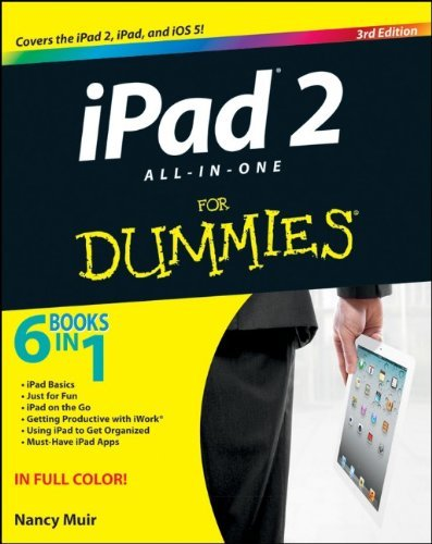 iPad 2 All-in-one For Dummies by Nancy C. Muir (17-Feb-2012) Paperback