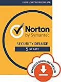Norton Security Deluxe 2019 5 Ger�te 1 Jahr PC/Mac/iOS/Android Download, Aktivierungscode per Email Bild