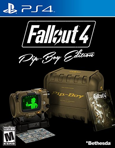 fallout 4 pip boy edition Fallout 4 - Pip-Boy Edition - PlayStation 4 by Bethesda