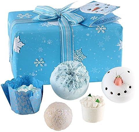 Bomb Cosmetics - Let it Snow - Coffret cadeau - Produits pour le bain