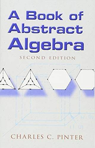 Book of Abstract Algebra (Dover Books on Mathematics) por Charles C. Pinter