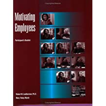 Motivating Employees Participant Book: Packet of 5