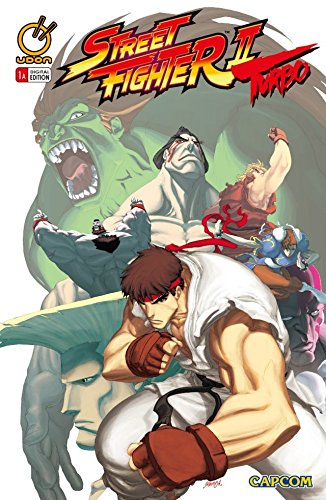 Street Fighter II Turbo #1 (English Edition) de [Siu-Chong,