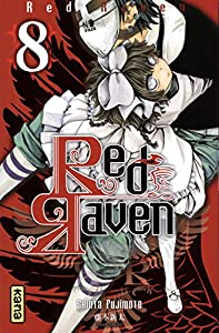 Red Raven Edition simple Tome 8