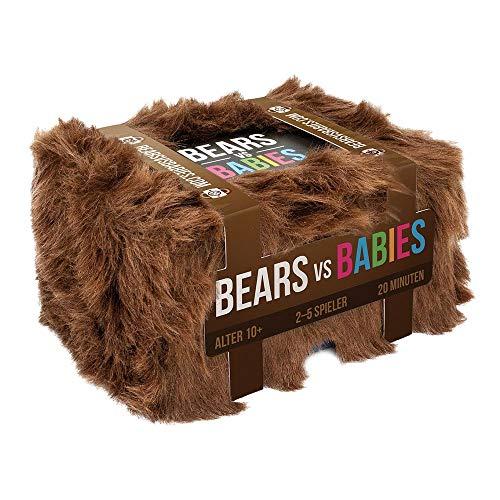 Bears vs Babies - Partyspiel - Kartenspiel   DEUTSCH