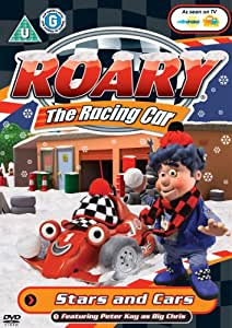 Roary the Racing Car: Stars and Cars [DVD]