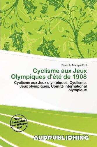 Cyclisme Aux Jeux Olympiques D' T de 1908