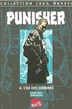 Punisher, Tome 4 - L'île des damnés de Garth Ennis
