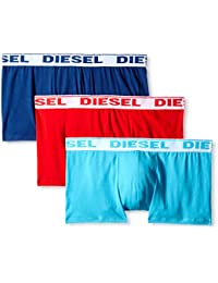 Diesel 00Sb5I 0Gafn UMBX-Shawnthree-Pack - Boxers Pack de 3 para Hombre