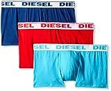 DIESEL Herren UMBX-SHAWN Boxershorts, mehrfarbig (MULTICOLOR 13), Gr. L, 3er Pack
