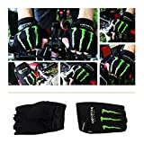 #2: Cycling Bicycle Bike Half Finger Gloves