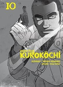 Inspecteur Kurokôchi Edition simple Tome 10