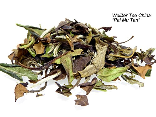 "Fumaga Tea Selection -Weißer Tee China ""Pai Mu Tan"" – 30 g/ 90 g/ 200 g"
